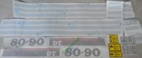 DEC.16.08090 - Decalcomanie Fiat
