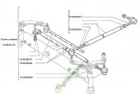 TS.98.00598 - Testina sterzo