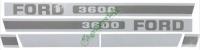 Dec.13.03600 - Decalcomanie Ford