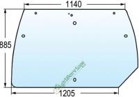 VT.11.3619379 - vetro lunotto posteriore